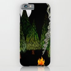 Campfire iPhone 6s Slim Case