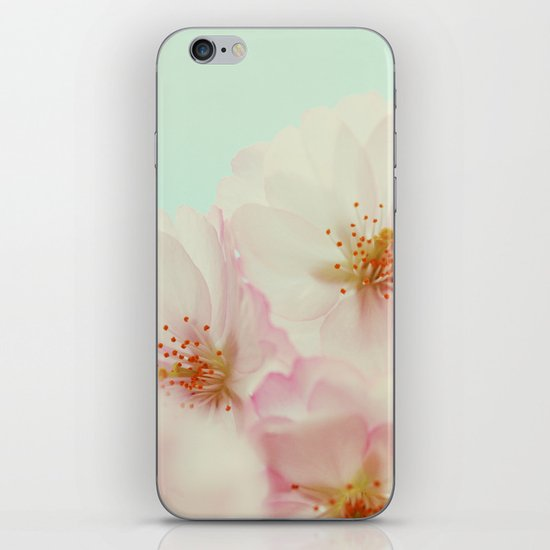 Jardin iPhone & iPod Skin