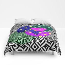 Pattern fun Comforters