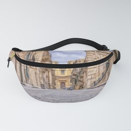 Let's Walk For A While Fanny Pack