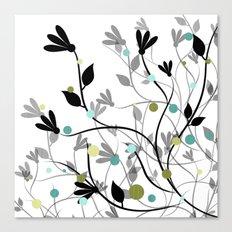 Blissful Breeze Canvas Print