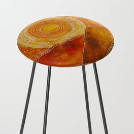 Sunset w.02 Counter Stool