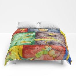 Miami 6 Comforters