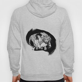 Tyger! Tyger! Burning bright Hoody