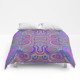 Moroccan Mosaic Comforters