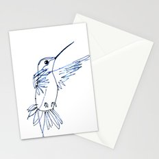 Hummingbird B Stationery Cards
