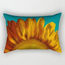 A Sunflower Rectangular Pillow
