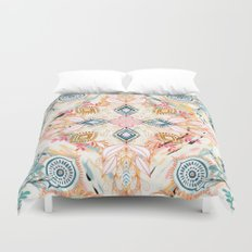 Wonderland in Spring Duvet Cover