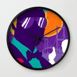 James Bond Golden Era Series :: View to a Kill Wall Clock