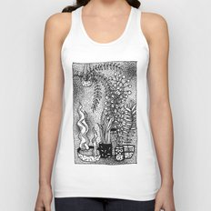 Moving Nature Unisex Tank Top