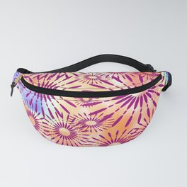 Candys Hippie Design 2 Fanny Pack
