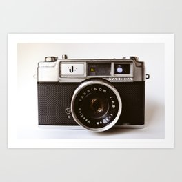 Camera II Art Print