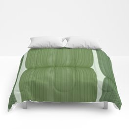 cactus forest Comforters