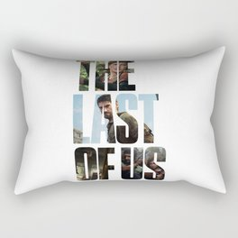 The Last of Us (Tlou Collage) Rectangular Pillow