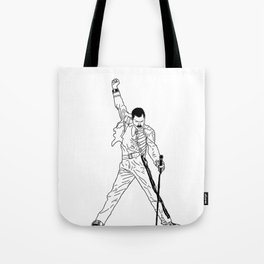 Don't Stop Me Now Tote Bag