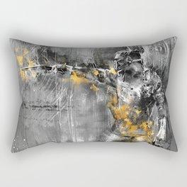The Fool Rectangular Pillow