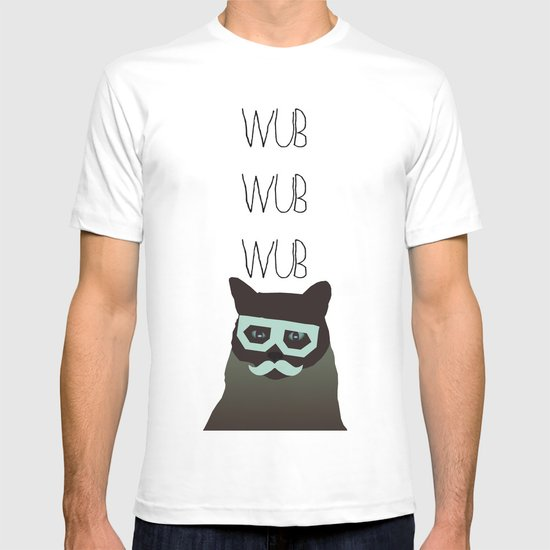 dubstep cat T-shirt