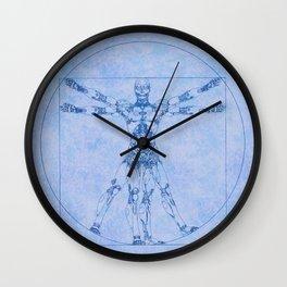 Proportions of Cyberman Wall Clock