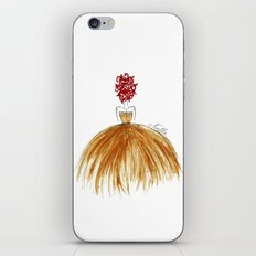 Not Your Everyday Ginger iPhone & iPod Skin