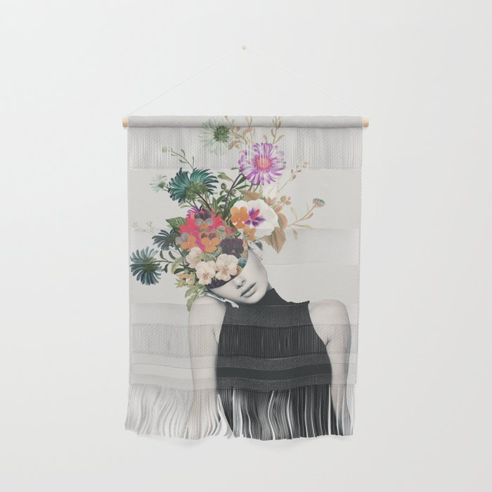 Floral beauty Wall Hanging