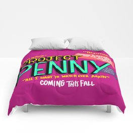 Project Penny Ad (HE106) Comforters