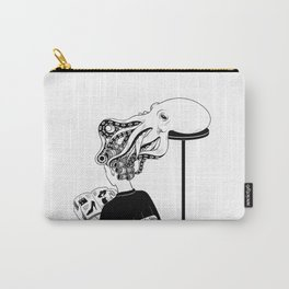 Octopus Salon Carry-All Pouch