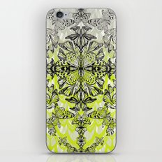 Butterfly Tail iPhone & iPod Skin