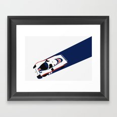 956  Framed Art Print