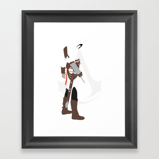 Assassin's Creed - Altair Framed Art Print