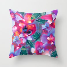 Tropicallista Throw Pillow