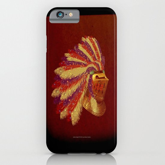 Indian Knight 141WP iPhone & iPod Case