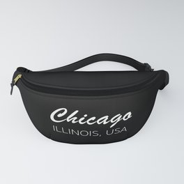 Chicago, IL Fanny Pack