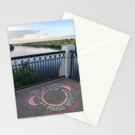 Mississippi Breath Stationery Cards