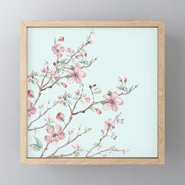 Apple Blossom #society6 #buyart Framed Mini Art Print