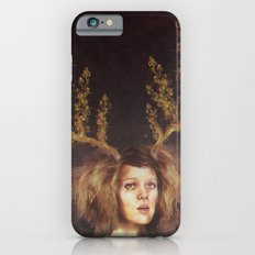 The Golden Antlers iPhone 6s Slim Case