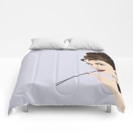 AUDREY HEPBURN 03. Comforters