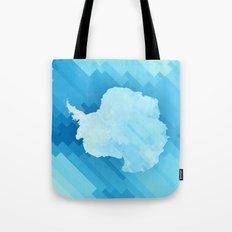 Antarctica Tote Bag