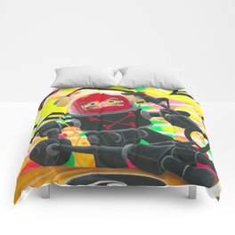 Dieruma Robot DJ Comforters