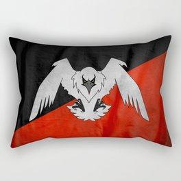 Bandera Oficial de Makro Rectangular Pillow