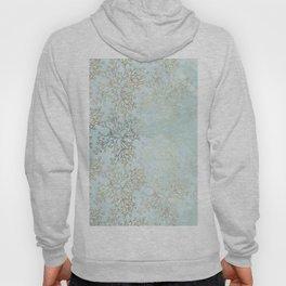 Wanderers Blue Floral Mist Hoody