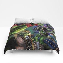 Teenage Mutant Ninja Turtles Comforters