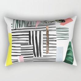 Garden Prism Rectangular Pillow