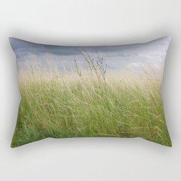 Open Field Rectangular Pillow