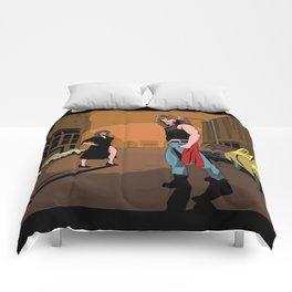 BonJovi Runaway Comforters