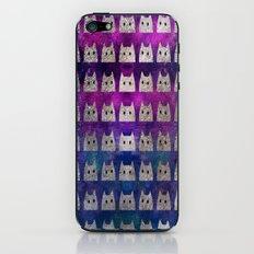 cat-134 iPhone & iPod Skin