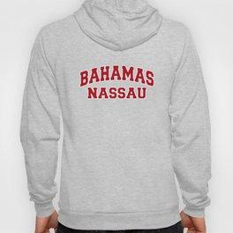 Nassau  Bahamas City Souvenir Hoody