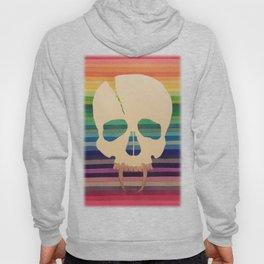 Rainbow Skull Hoody
