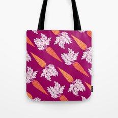 Carrots III Tote Bag