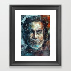 F.L.Y.N.N. Framed Art Print