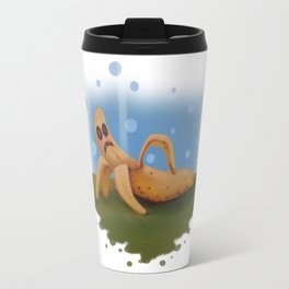 Mortified Vampire Banana Travel Mug